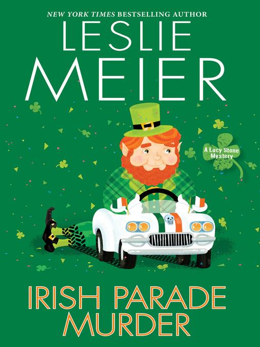 Title details for Irish Parade Murder by Leslie Meier - Wait list
