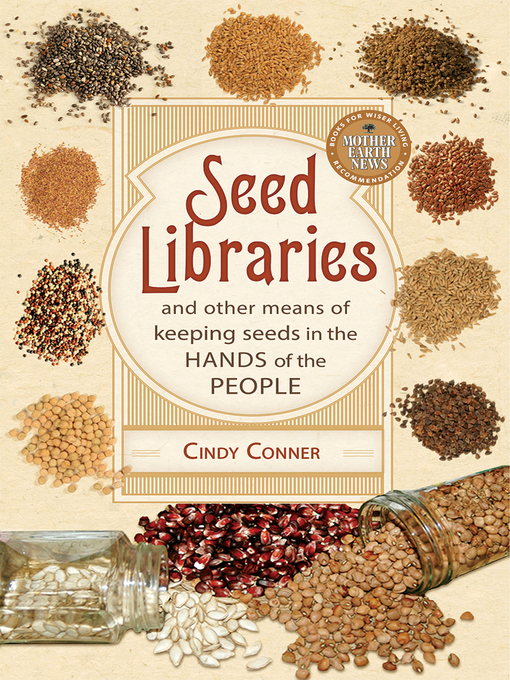 Title details for Seed Libraries by Cindy Conner - Available