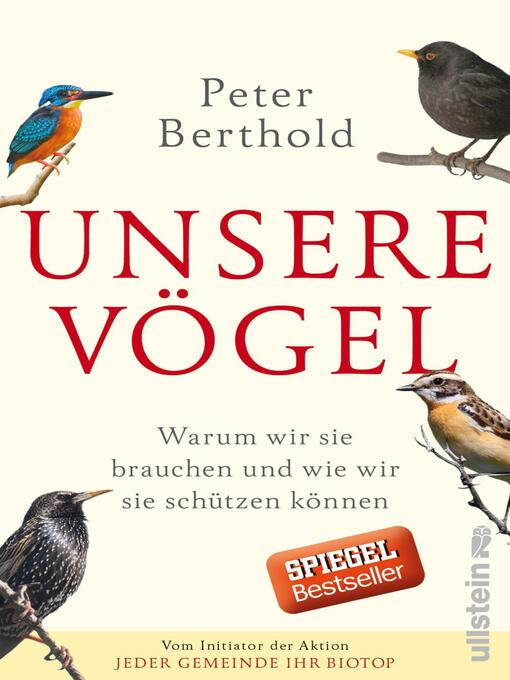 Title details for Unsere Vögel by Peter Berthold - Wait list