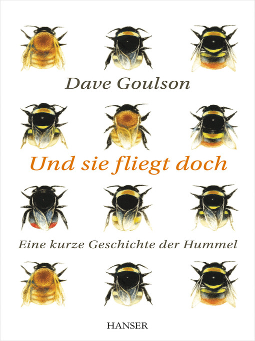 Title details for Und sie fliegt doch by Dave Goulson - Available