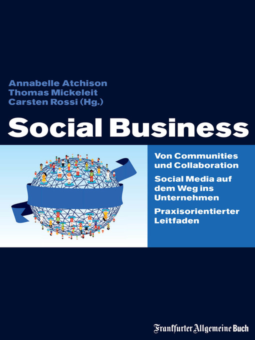 Title details for Social Business by Thomas Mickeleit - Available