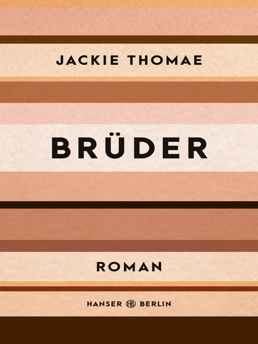 Title details for Brüder by Jackie Thomae - Available