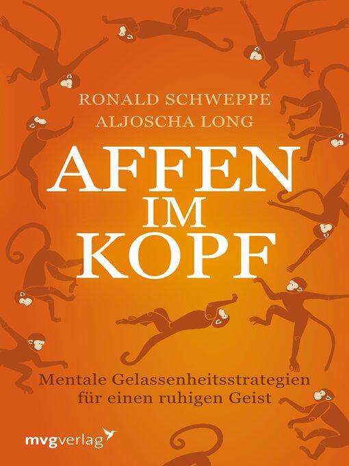 Title details for Affen im Kopf by Ronald Pierre Schweppe - Wait list