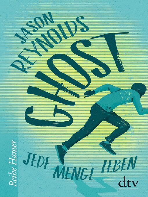 Title details for Ghost by Jason Reynolds - Available