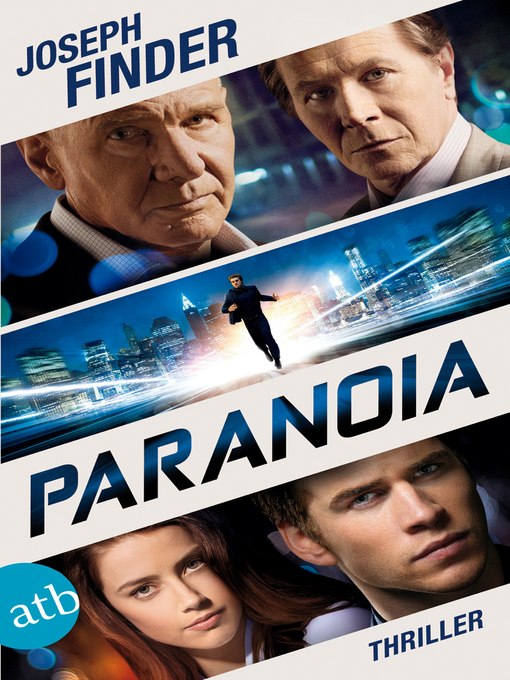 Title details for Paranoia by Joseph Finder - Available