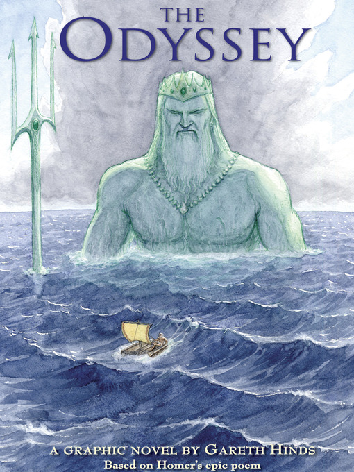 Title details for The Odyssey by Gareth Hinds - Wait list