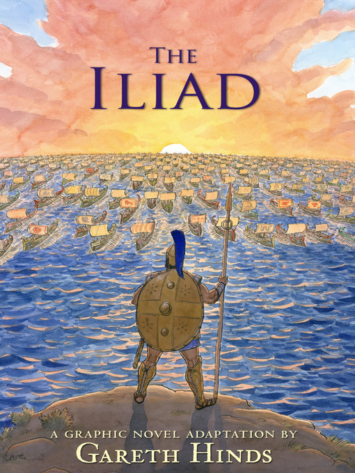 Title details for The Iliad by Gareth Hinds - Available