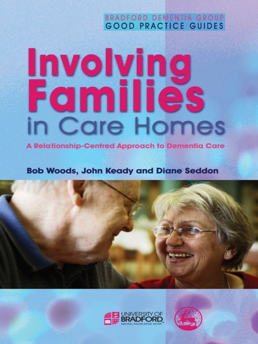 Title details for Involving Families in Care Homes by John Keady - Available
