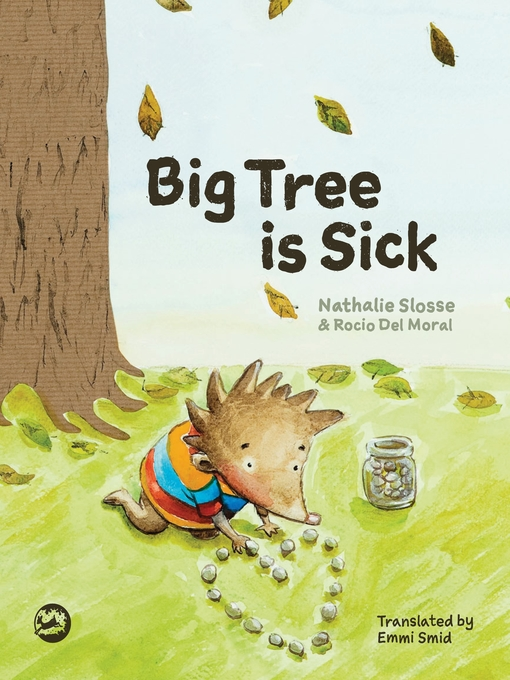 Cover image for book: Big Tree is Sick