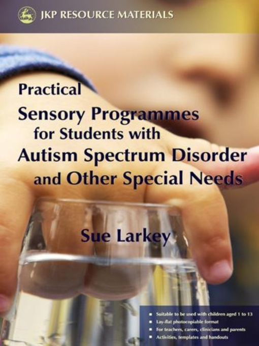 Title details for Practical Sensory Programmes by Sue Larkey - Available