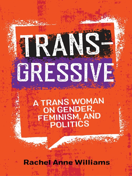 Title details for Transgressive by Rachel Anne Williams - Wait list