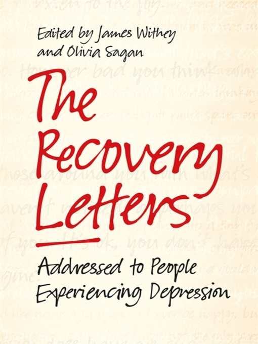 Title details for The Recovery Letters by Olivia Sagan - Wait list
