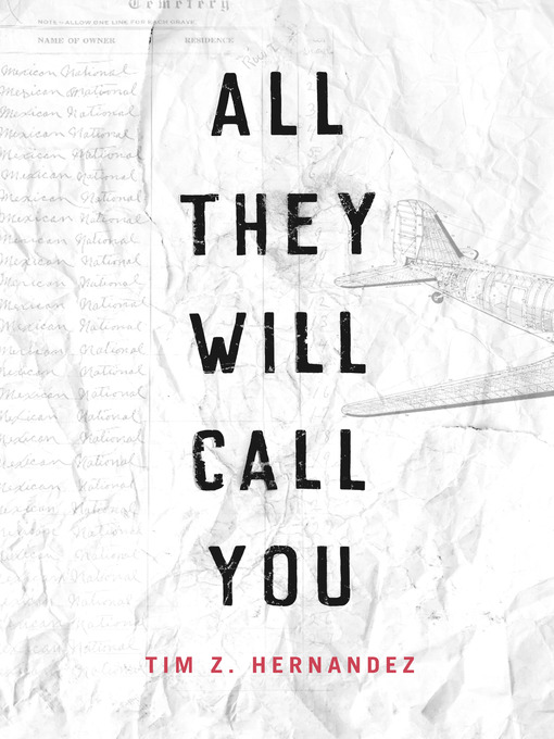 All They will Call You book cover