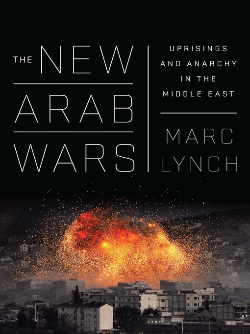 Cover of The New Arab Wars