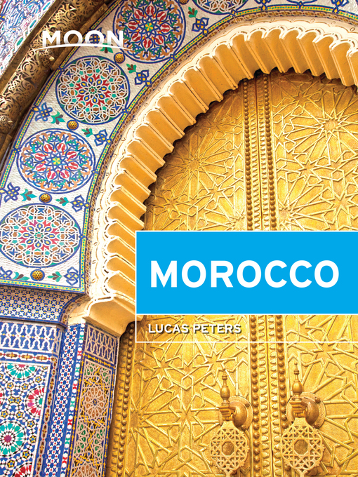 Title details for Moon Morocco by Lucas Peters - Wait list