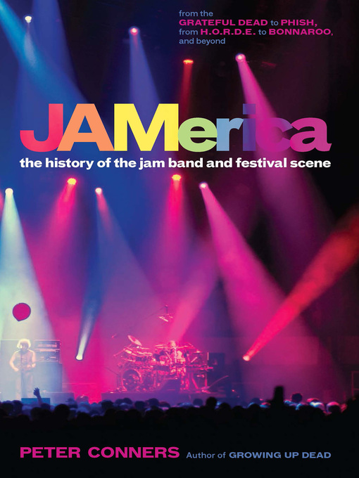 Title details for JAMerica by Peter Conners - Available