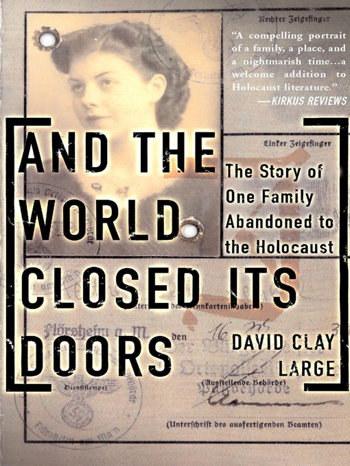 Cover of And the World Closed Its Doors