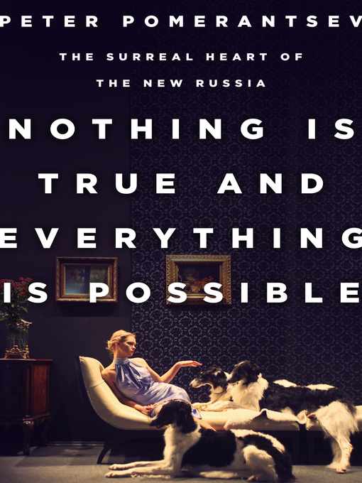 Cover of Nothing Is True and Everything Is Possible
