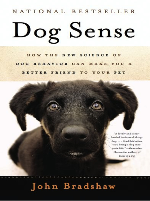 Title details for Dog Sense by John Bradshaw - Available