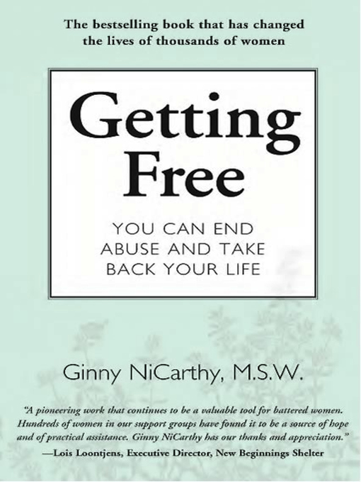 Title details for Getting Free by Ginny NiCarthy - Available