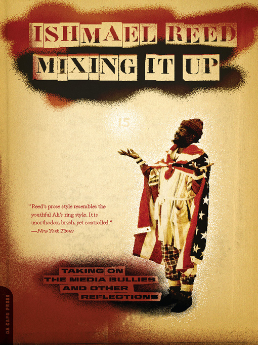 Title details for Mixing It Up by Ishmael Reed - Available