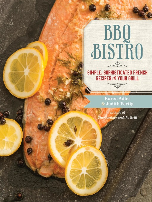 Title details for BBQ Bistro by Karen Adler - Available