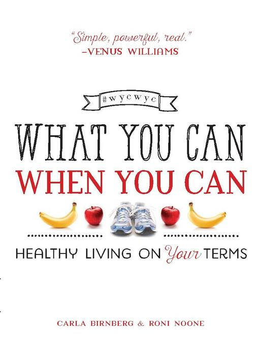 Title details for What You Can When You Can by Carla Birnberg - Wait list
