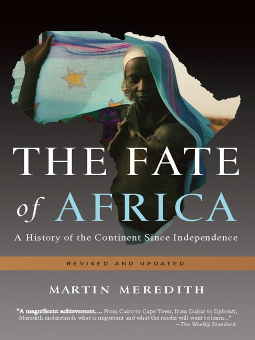 Title details for The Fate of Africa by Martin Meredith - Available