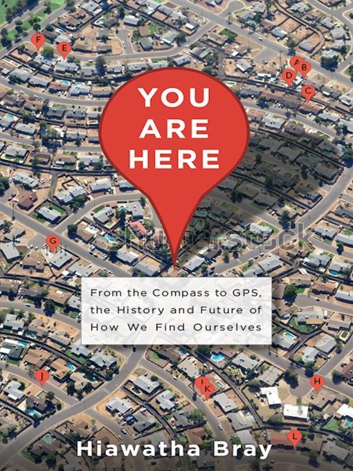 Title details for You Are Here by Hiawatha Bray - Wait list