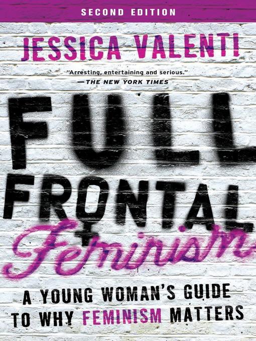 Cover image for Full Frontal Feminism