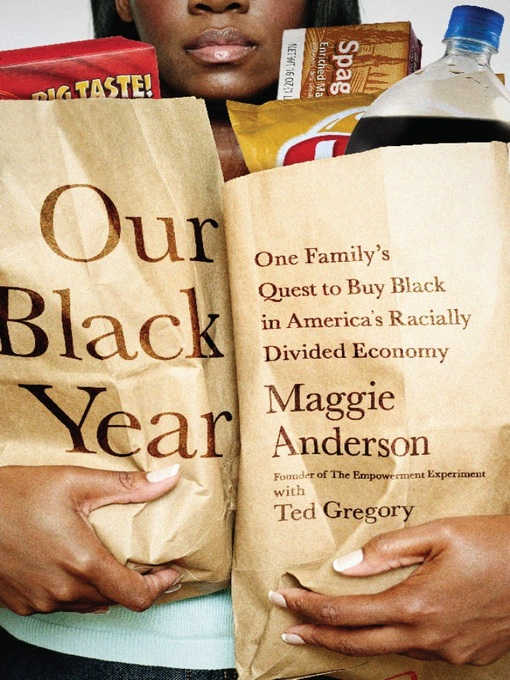 Title details for Our Black Year by Maggie Anderson - Available