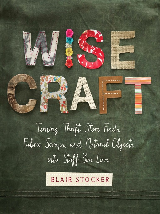 Title details for Wise Craft by Blair Stocker - Wait list