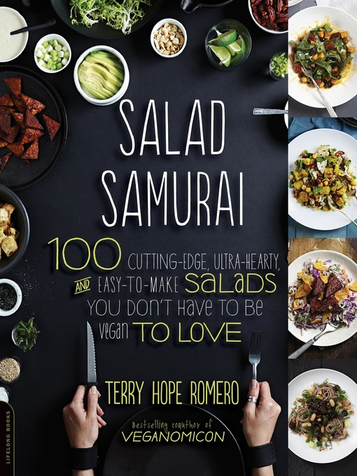 Title details for Salad Samurai by Terry Hope Romero - Available