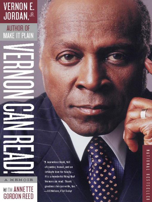 Title details for Vernon Can Read! by Vernon Jordan - Available
