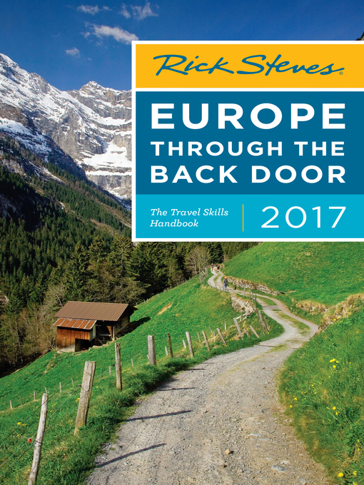 Title details for Rick Steves Europe Through the Back Door 2017 by Rick Steves - Wait list
