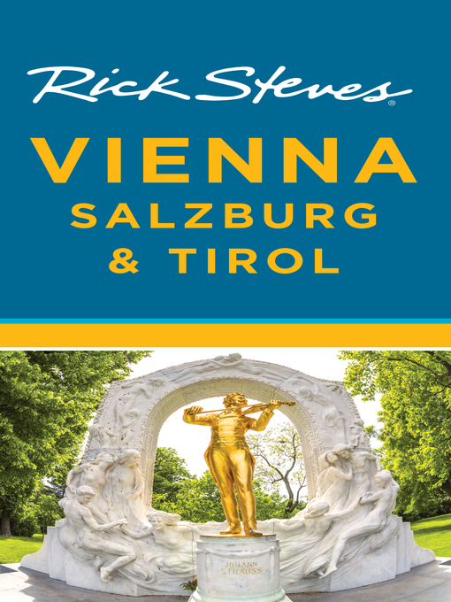 Title details for Rick Steves Vienna, Salzburg & Tirol by Rick Steves - Wait list