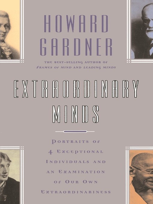 Title details for Extraordinary Minds by Howard E. Gardner - Available