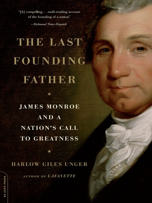 Title details for The Last Founding Father by Harlow Giles Unger - Wait list
