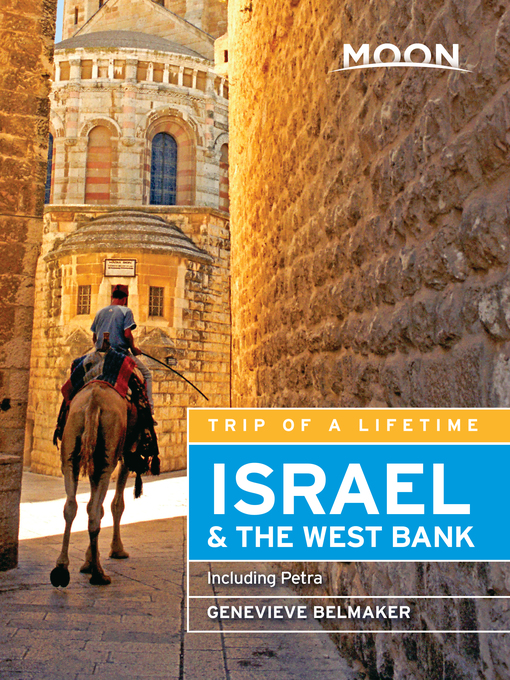 Title details for Moon Israel & the West Bank by Genevieve Belmaker - Wait list