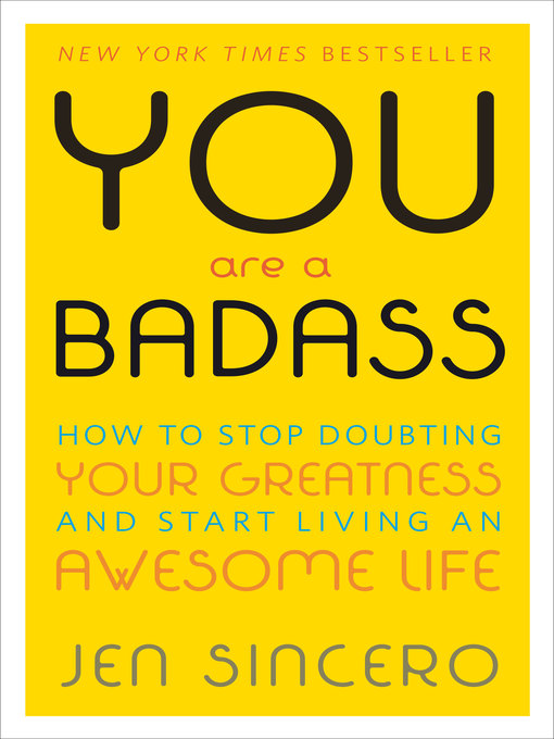Title details for You Are a Badass by Jen Sincero - Wait list