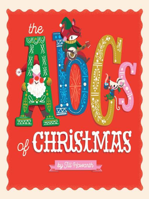Cover of The ABCs of Christmas