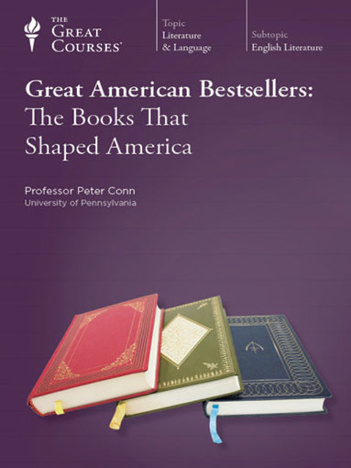 Title details for Great American Bestsellers by Peter Conn - Wait list