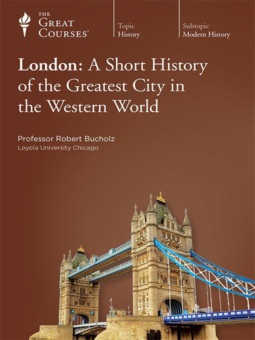 Title details for London by Robert Bucholz - Wait list
