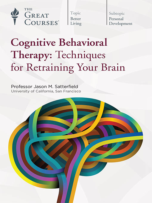 Title details for Cognitive Behavioral Therapy by Jason M. Satterfield - Wait list