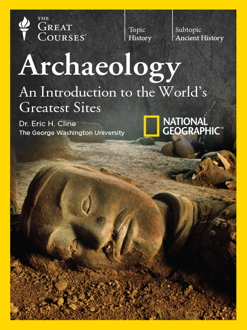 Title details for Archaeology by Eric Cline - Available