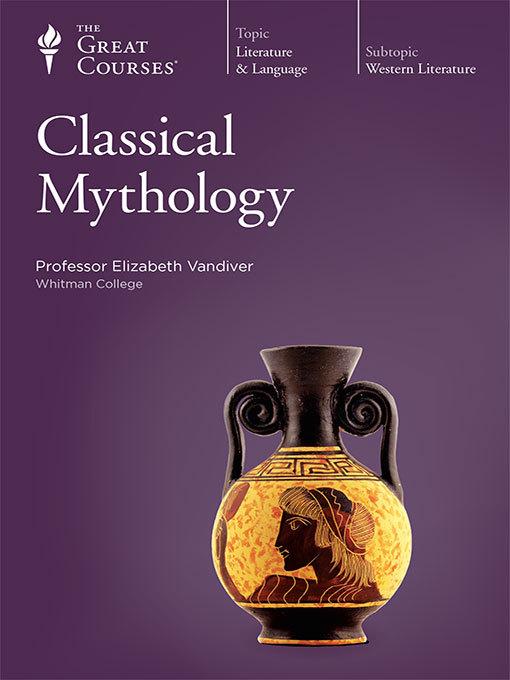 Title details for Classical Mythology by Elizabeth Vandiver - Wait list