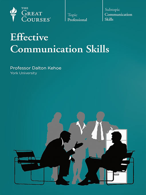 Cover of Effective Communication Skills