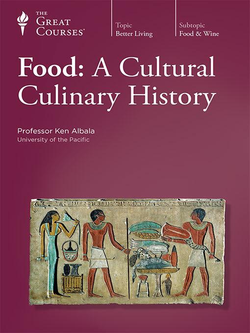 Food A Cultural Culinary History
