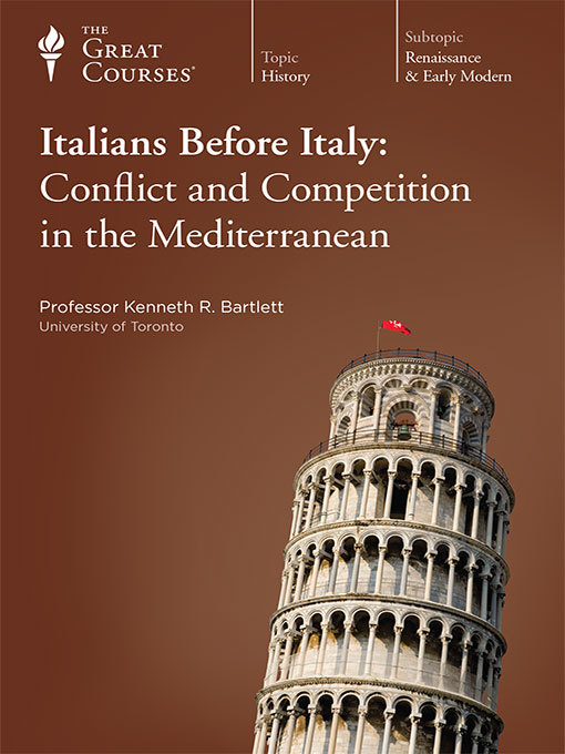 Title details for The Italians before Italy by Kenneth Bartlett - Wait list