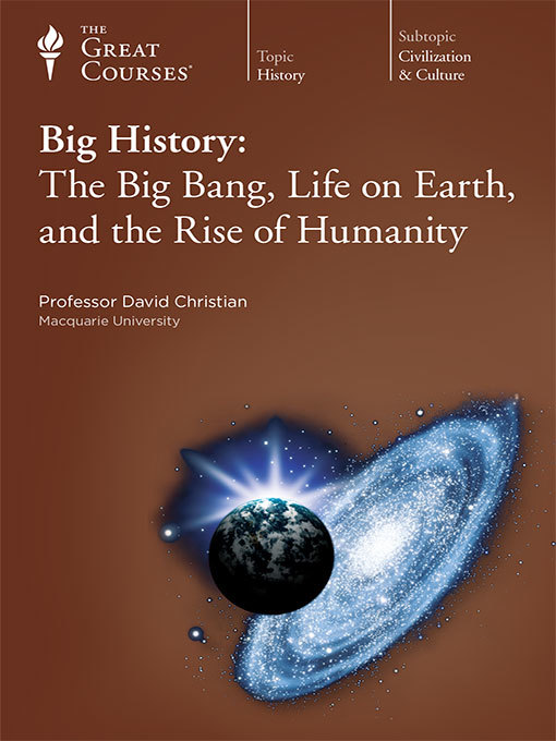 Title details for Big History by David Christian - Wait list